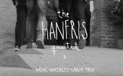 Concert de Jazz Vocal per a tots els públics, amb The Hanfris Quartet i Oriol González Crazy Trio [Festival Jazz Terrassa 2017]
